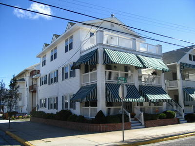 901 Pennlyn Place, Ocean City Unit: A Floor: 1st