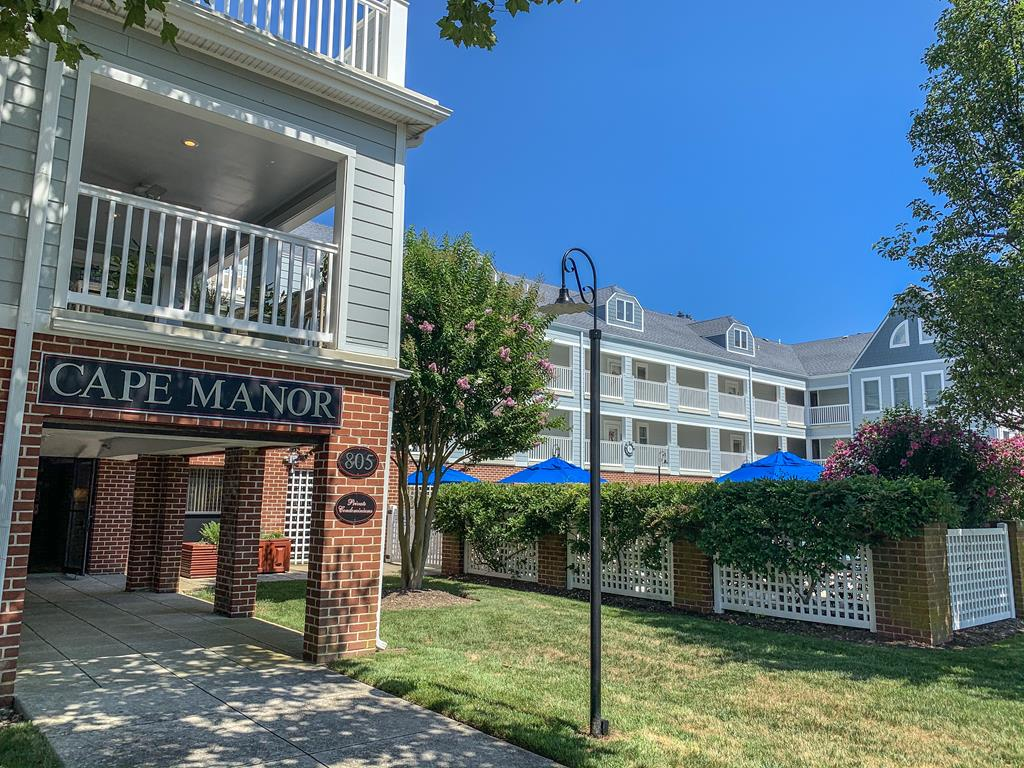 805 Pittsburgh Avenue, Cape May Unit: 210