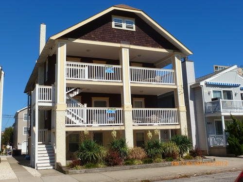 891 Fourth Street, Ocean City  Floor: Second