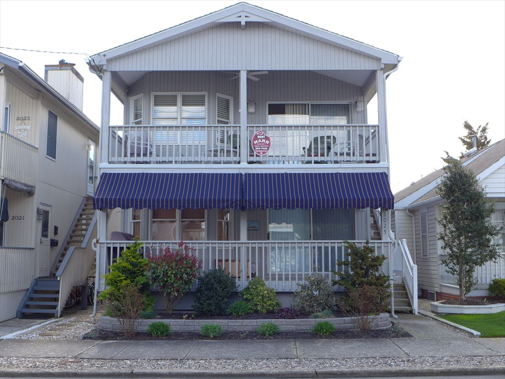 2027 Asbury Avenue, Ocean City  Floor: 2nd Floor