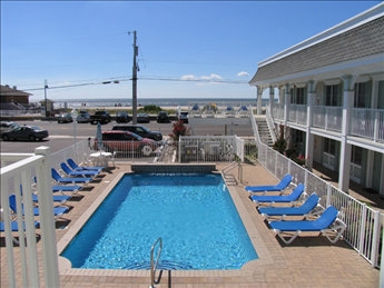 211 Beach Avenue, Cape May Unit: 7 Floor: 2nd