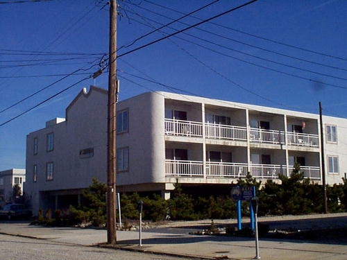 1401 Ocean Avenue, Ocean City Unit: 212 Floor: 2nd