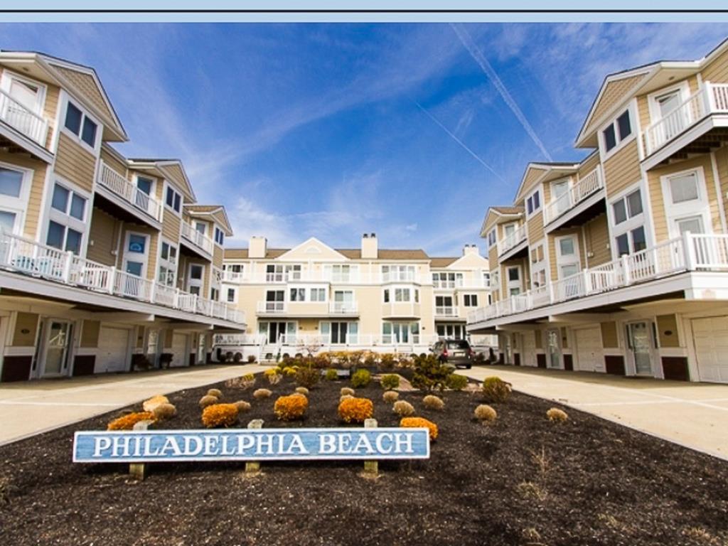 1107 Beach Avenue, Cape May Unit: C2