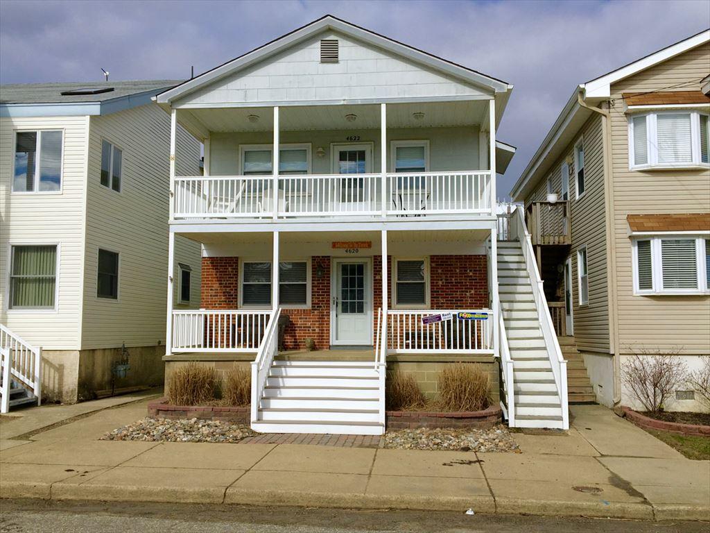4620 Asbury Avenue, Ocean City Unit: A Floor: 1st
