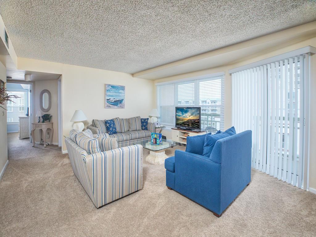 9901 Seapointe Blvd, Wildwood Crest Unit: 501 Floor: 5th