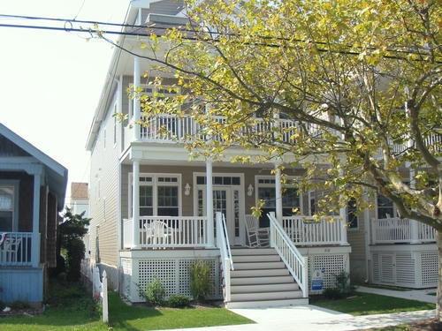 818 1st Street, Ocean City Unit: B Floor: 2nd