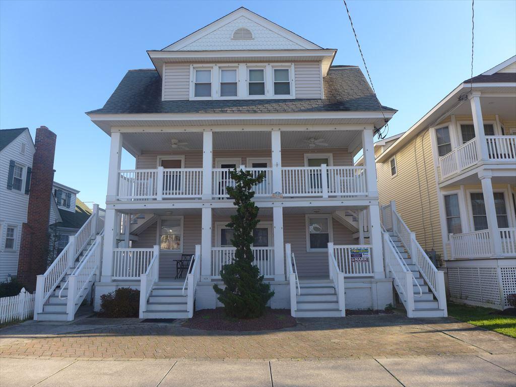 1431 Central Avenue, Ocean City Unit: A Floor: 1st