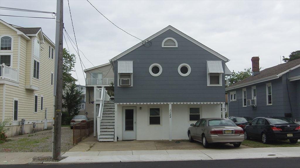 122 85th Street, Sea Isle City Unit: A Floor: 1st