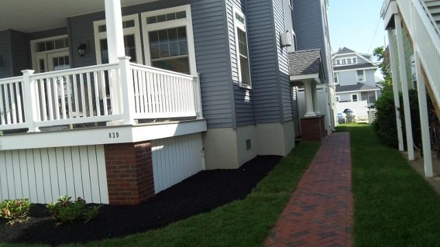 839 2nd Street, Ocean City Unit: B-C Floor: 2nd - 3rd