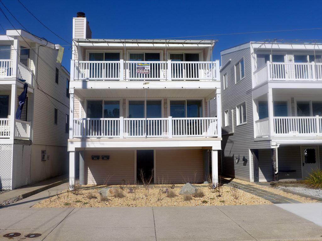 1814 Wesley Avenue, Ocean City Unit: B Floor: 2nd