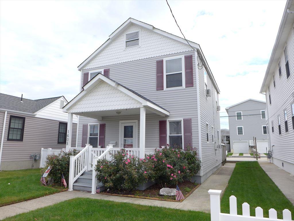 1605 West Avenue, Ocean City Unit: Single
