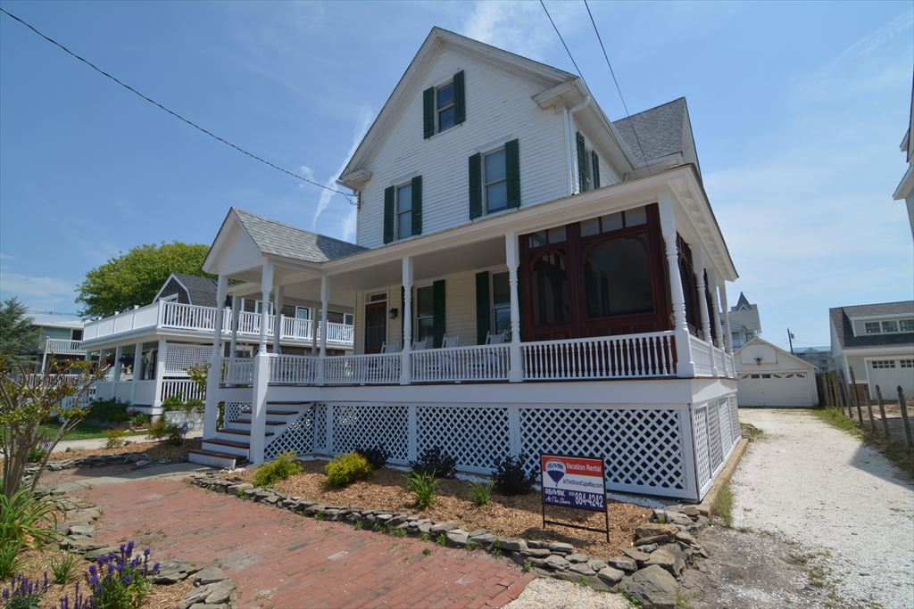 21 Second Avenue, Cape May