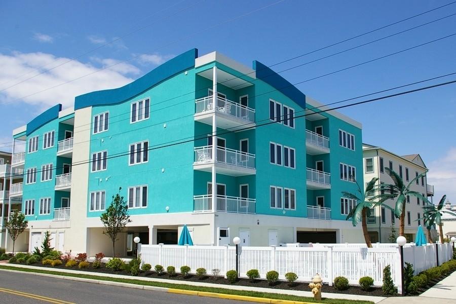 7504 Ocean Ave, Wildwood Crest Unit: 101 Floor: 1