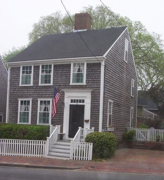 49 Orange Street, Nantucket