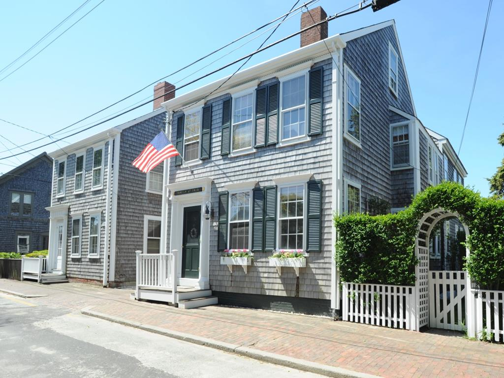 59 Fair Street, Nantucket