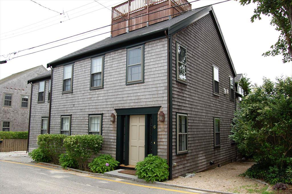 6 Beaver Street, Nantucket