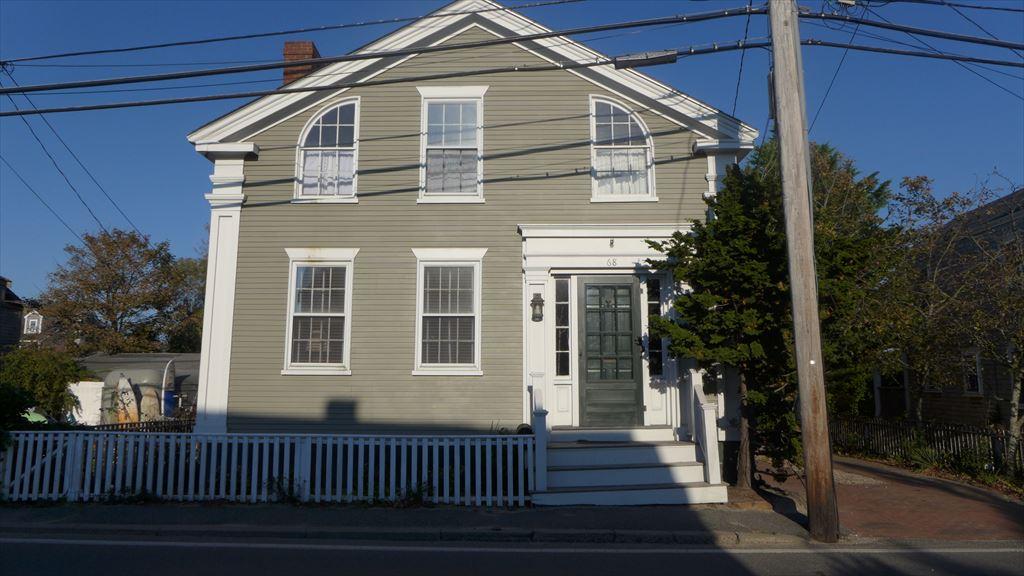 68 Union Street, Nantucket