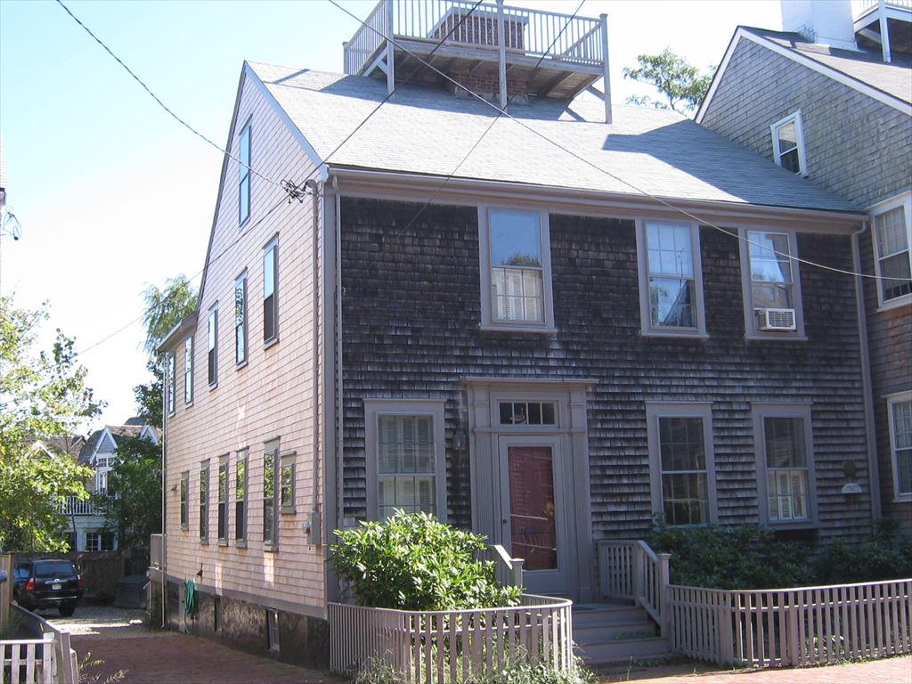 16 Union Street, Nantucket