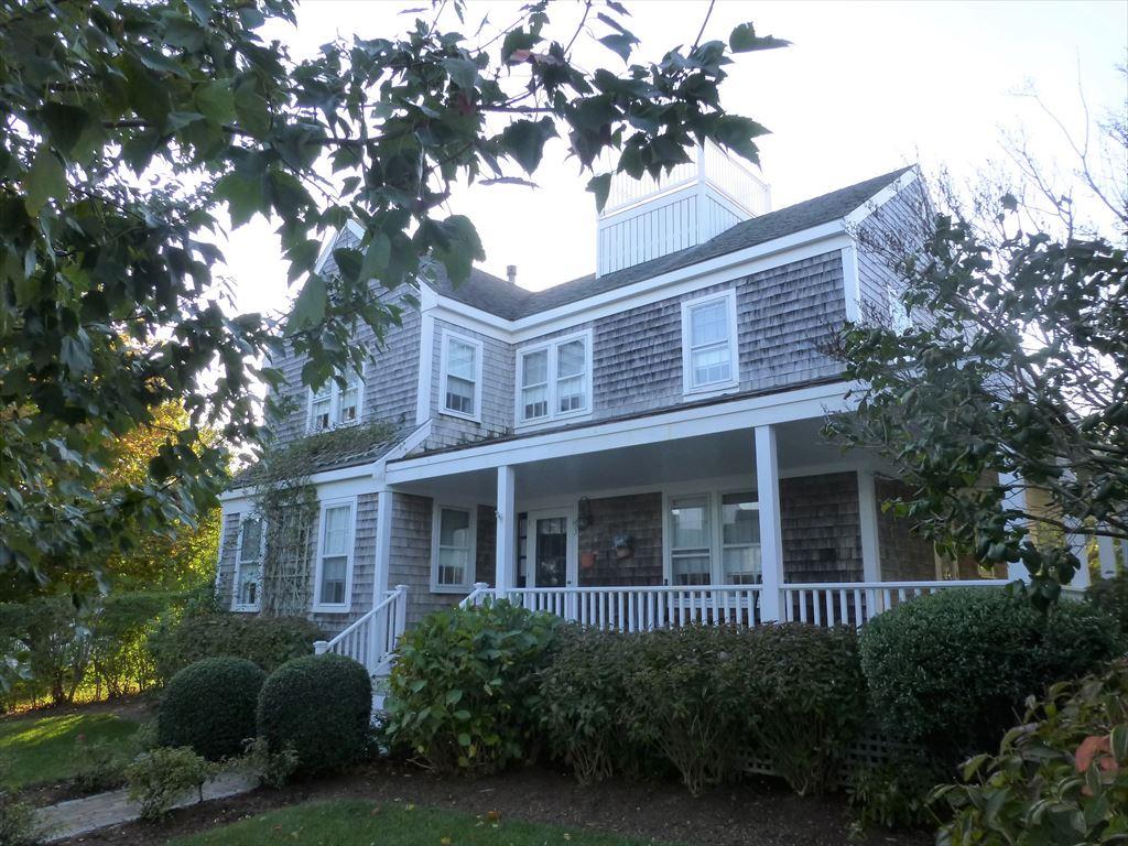 3 Gardner Perry Lane House, Nantucket