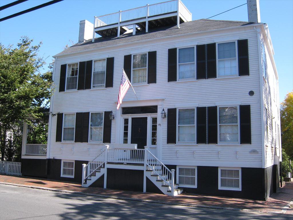 45 Centre St., Nantucket