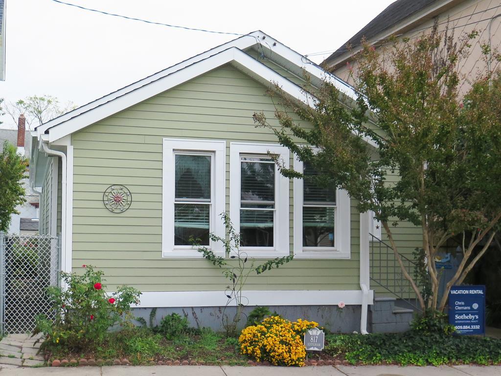 817 Jefferson St., Cape May