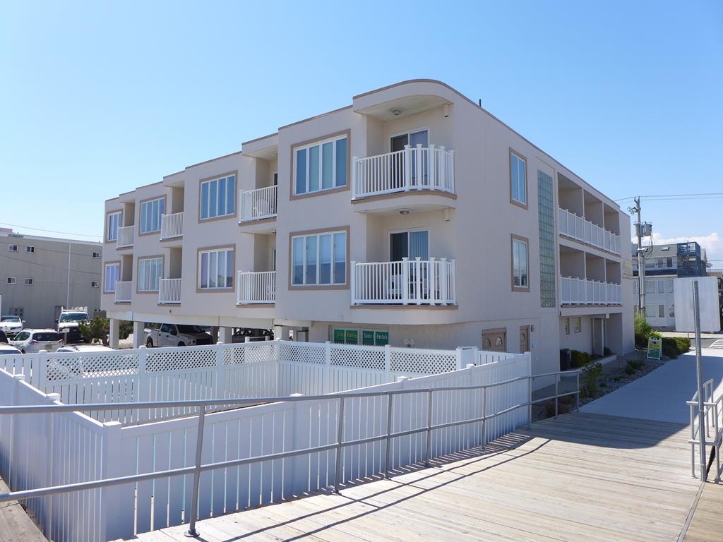 1401 Ocean Avenue, Ocean City Unit: 105 Floor: 1st