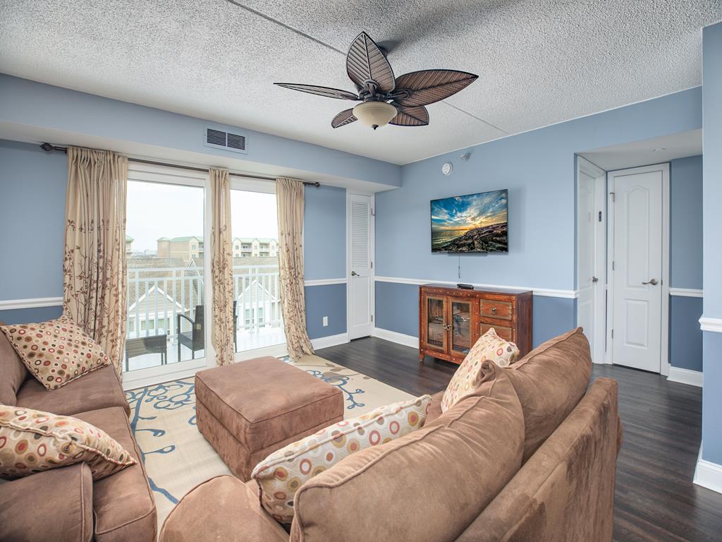 9907 Seapointe Blvd, Wildwood Crest Unit: 419 Floor: 4