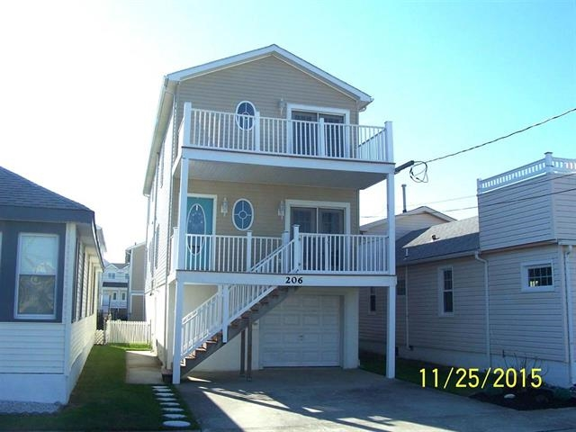 206 WEST 11TH AVENUE ON NORTH WILDWOODS BAYSIDE