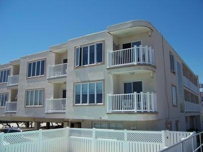 1401 Ocean Avenue, Ocean City Unit: 205 Floor: 2nd