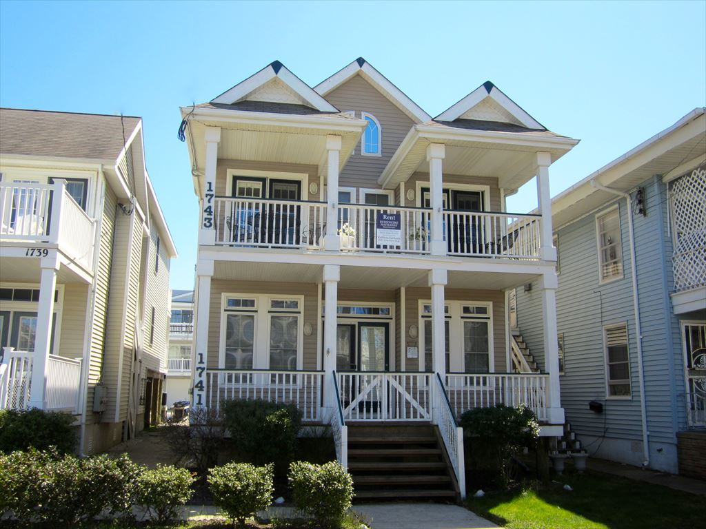 1743 Asbury Avenue, Ocean City  Floor: 2nd