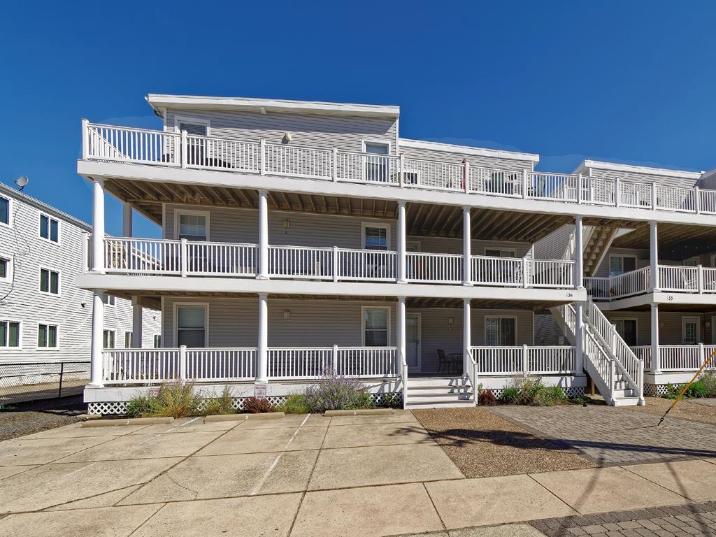 135 65th Street, Sea Isle City Unit: 17 Floor: 3rd