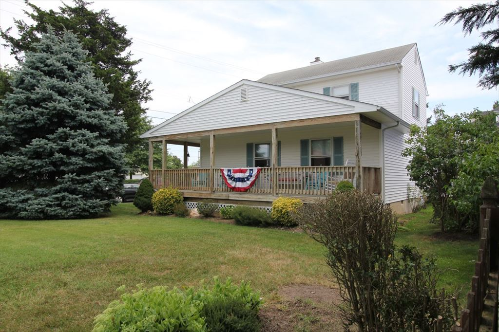 110 Eldredge Avenue, West Cape May