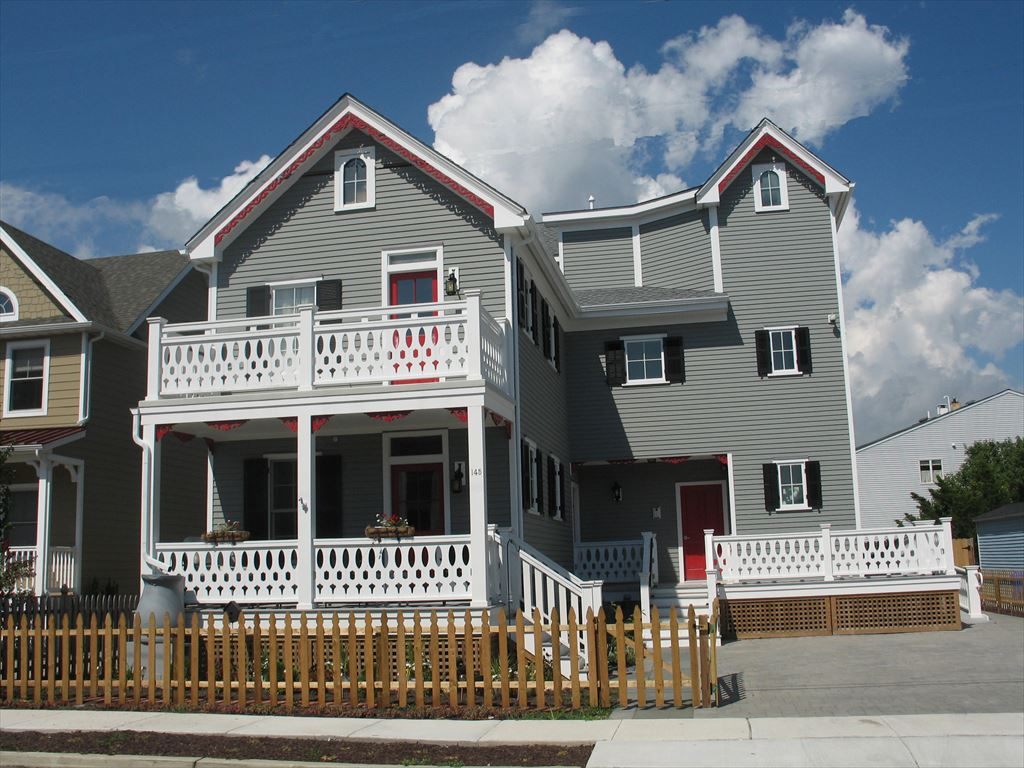 145 York Avenue, West Cape May Unit: A Floor: 1st Fl
