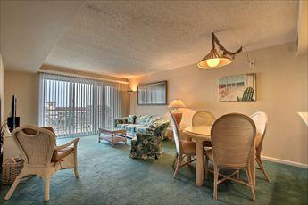 9905 Seapointe Blvd., Wildwood Crest Unit: 614 Floor: 6