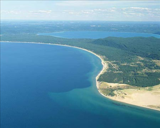 Minutes from Sleeping Bear Dunes National Lakeshore