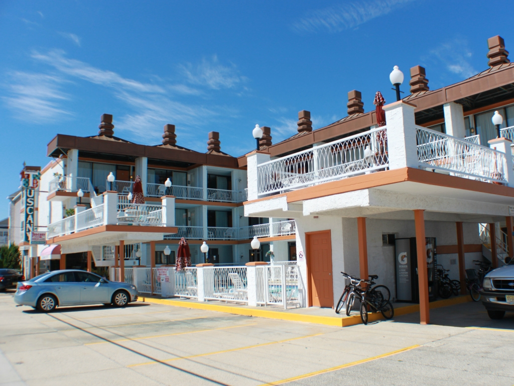 1900 Surf Ave., North Wildwood Unit: 101 Floor: 1