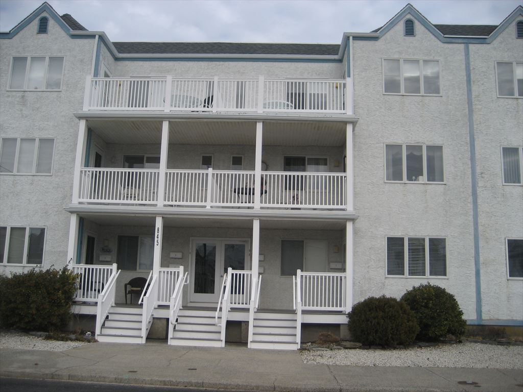 845 Stenton Place, Ocean City Unit: 4 Floor: 3rd