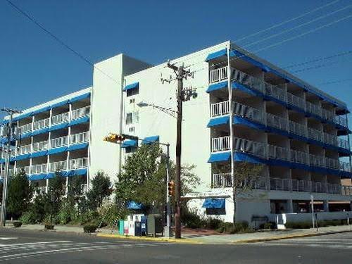 1008 Wesley Avenue, Ocean City Unit: 508 Floor: 5th