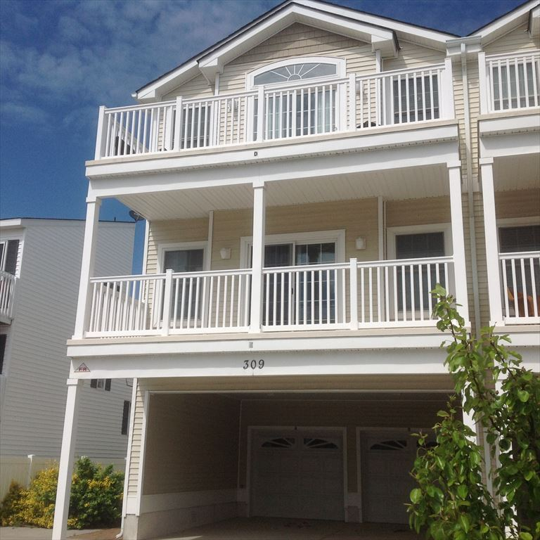 309 E 26th Ave, North Wildwood Unit: D