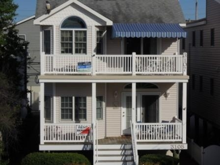 3107 Asbury Avenue, Ocean City  Floor: 2nd