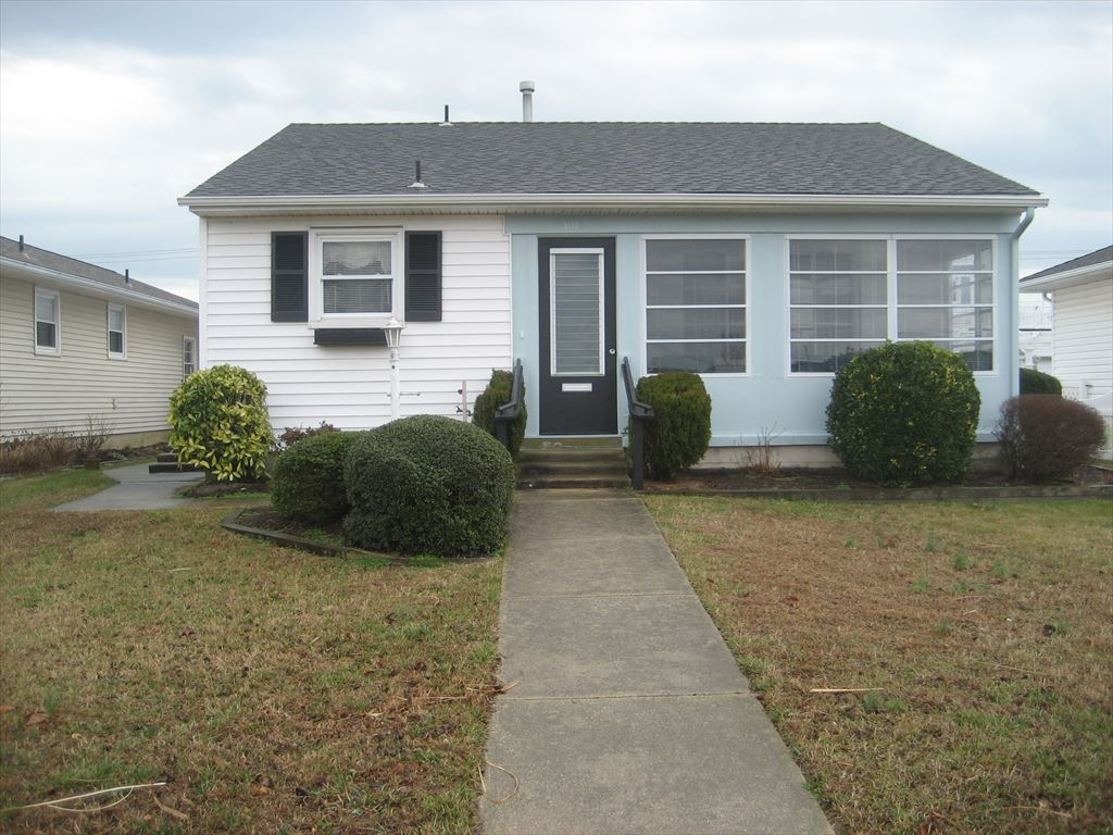 3113 Bayland Drive, Ocean City  Floor: Single