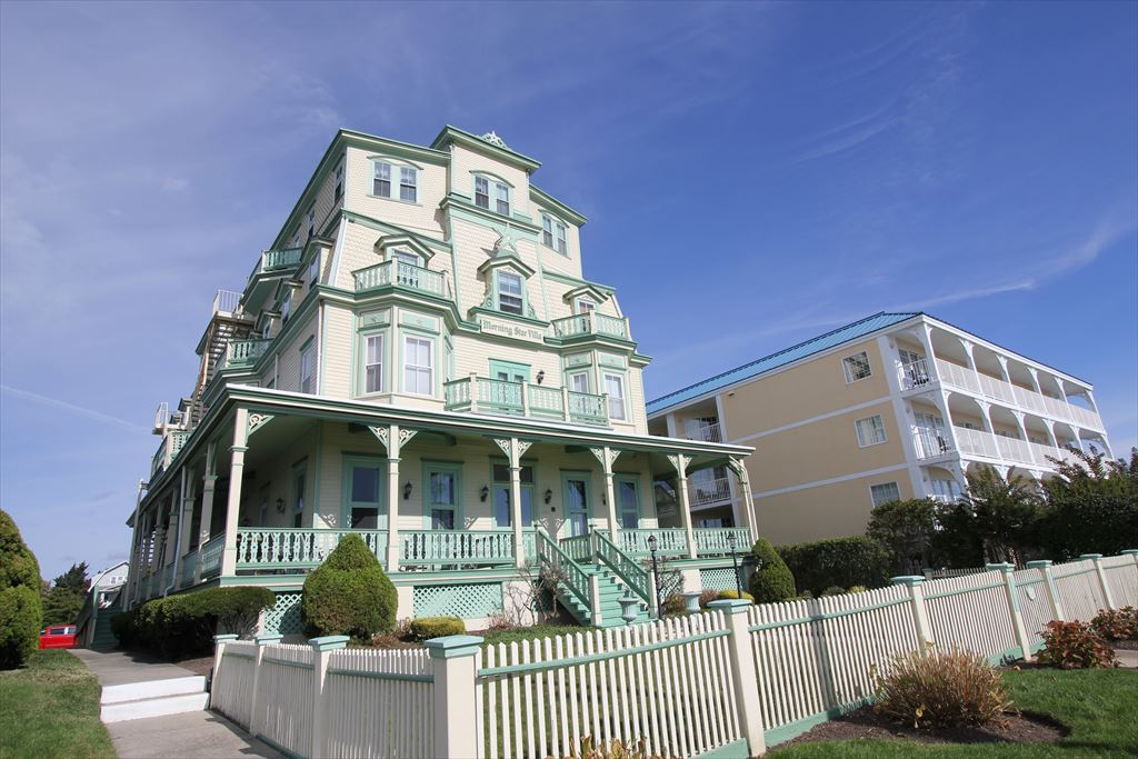 1307 Beach Avenue, Cape May Unit: 4 Floor: 1st