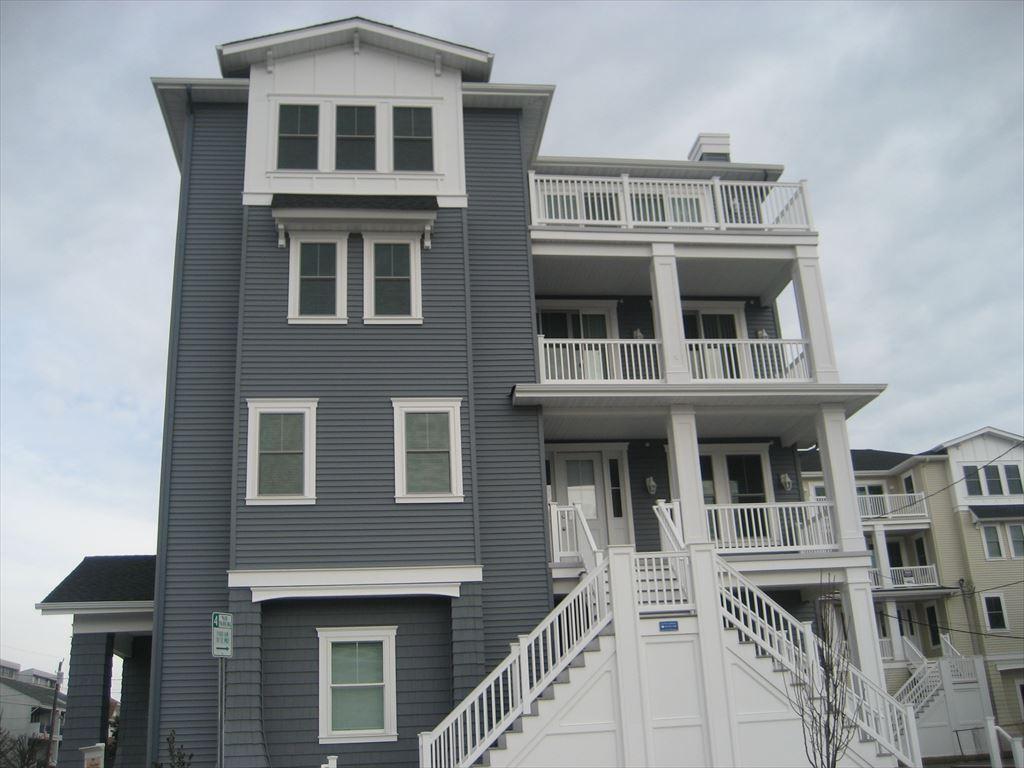701 E. 8th Street, Ocean City Unit: C3 Floor: 3rd