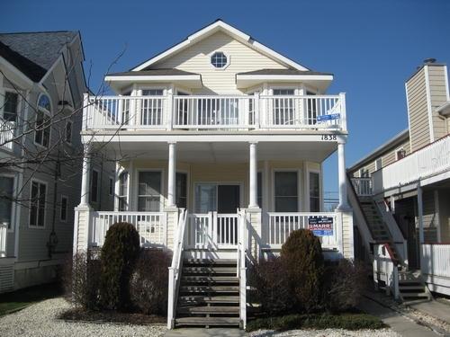 1836 Asbury Avenue, Ocean City Unit: A Floor: 1st