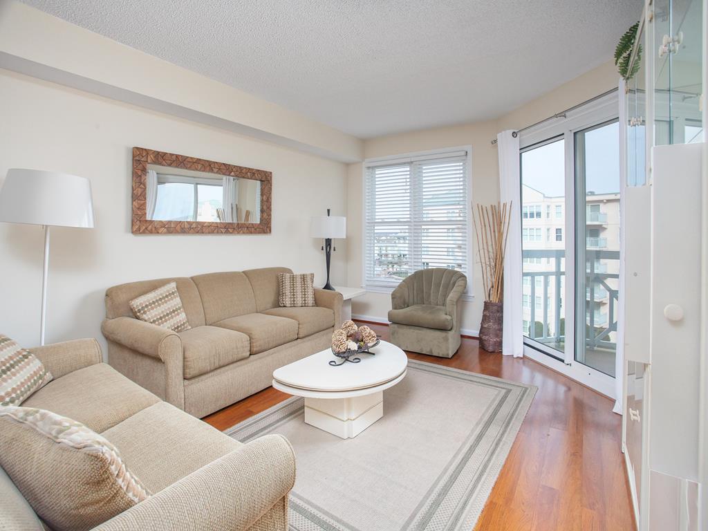 9905 Seapointe Blvd, Wildwood Crest Unit: 607 Floor: 6th