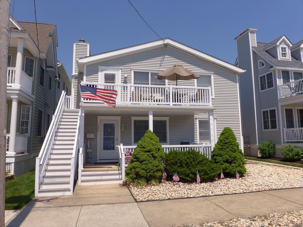 1846 Asbury Avenue, Ocean City  Floor: 1st