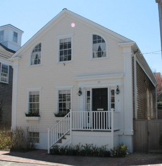 59 Orange Street, Nantucket