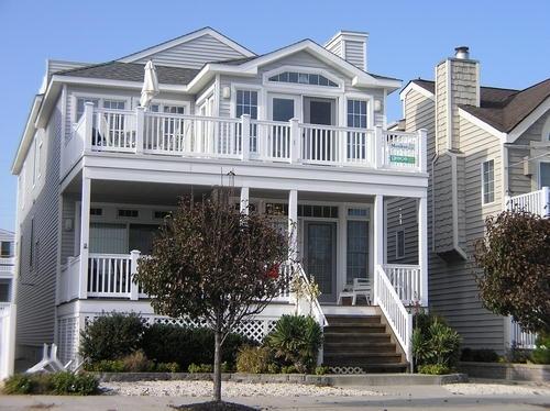2012 Wesley Avenue, Ocean City Unit: B Floor: 2nd