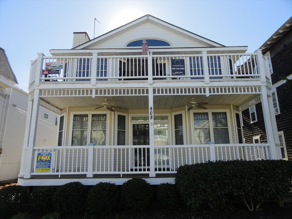 810 Brighton Place, Ocean City Unit: B Floor: 2nd