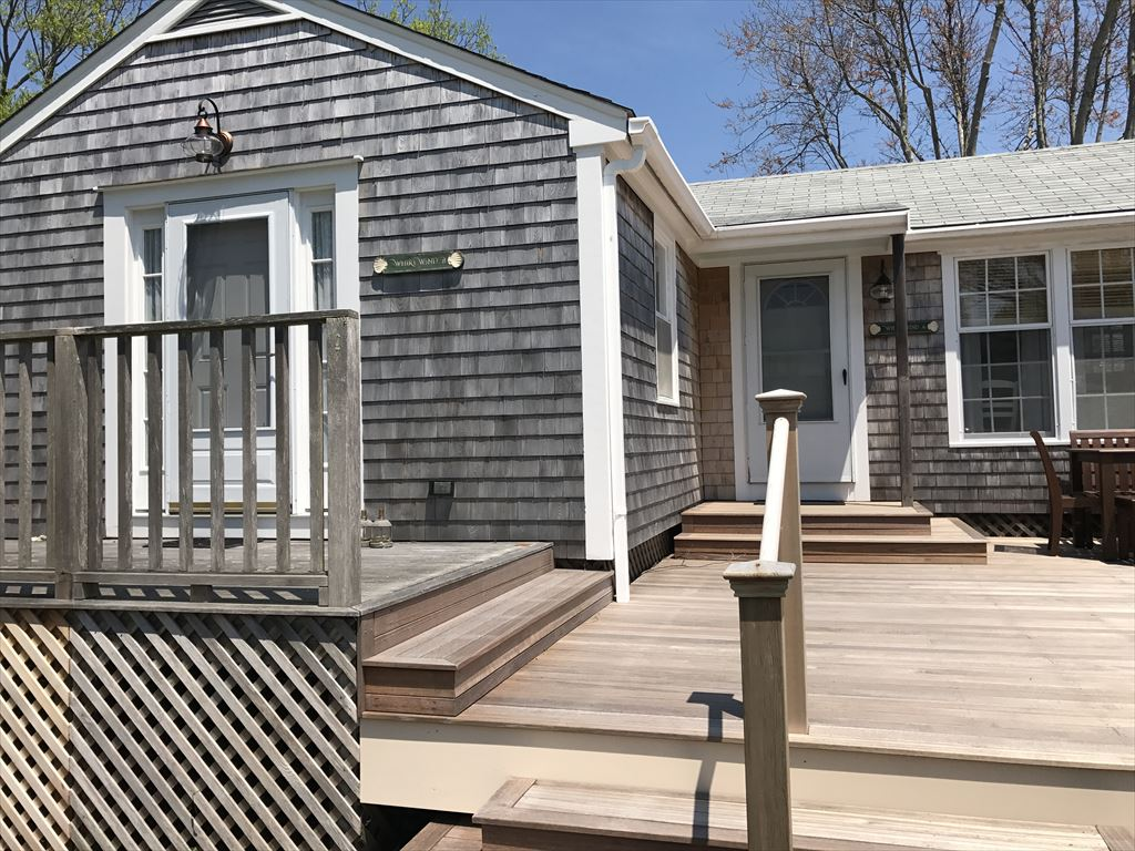 71 Easton Street, Left Unit, Nantucket
